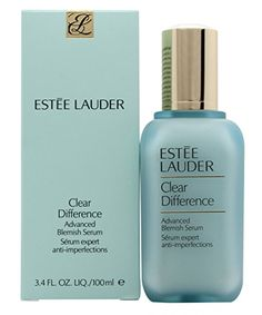 Estee Lauder Clear Difference Advanced Blemish Serum 34oz100ml *** Click image to review more details.
