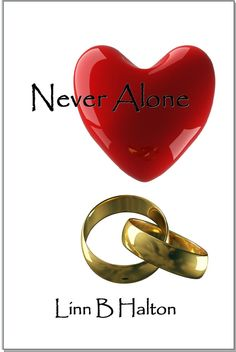 Linn BHalton: letting the reader decide in 'NeverAlone'. A subtle psychic romance with clues along the way!