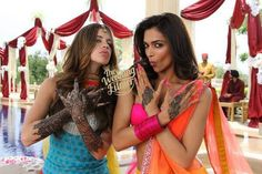 Deepika & Kalki - Best Friend's Wedding in YJHD