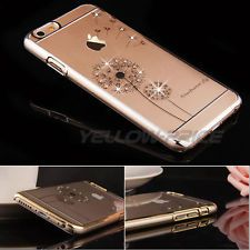 NEW Luxury Crystal Rhinestone Diamond Bling Case Cover Bumper For iPhone 6 4.7''