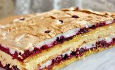 New Ideas breakfast cake recipes baking Romanian Desserts, Russian Desserts, Russian Recipes, Baking Recipes, Cake Recipes, Dessert Recipes, No Bake Desserts, Just Desserts, Breakfast Cake