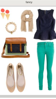 Fancy cute everyday outfit :)