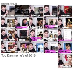 Daniel James Howell, Dan Howell, Dan And Phil Cute, Phan Memes, Phan Is Real, Dan And Phill, Phil 3, Danisnotonfire And Amazingphil, Smol Bean