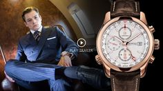 The Kingsman - Excellent film with Local Aberystwyth lad Taron Eggerton and a very classy Bremont watch!