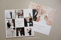 Kiitoskortti hääkutsu häät thank You CARDS wedding
