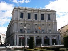 Teatro Real #madrid #spain