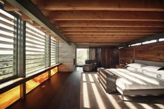"""beautiful choice of materials by architect Alberto Kalach"""" data-componentType=""""MODAL_PIN Architecture Details, Interior Architecture, Interior And Exterior, Interior Design, Home Bedroom, Home Living Room, Bedrooms, Custom Homes, House Plans"""