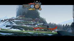 The Banner Saga - Stoic Studio Banner Saga, Game Design, Sci Fi, Environment, Concept, Studio, Architecture, Artwork, Videogames