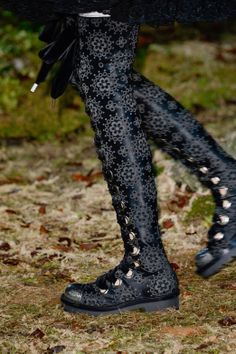 Need to Know - Alexander McQueen Fall 2014 The Victorian Boot