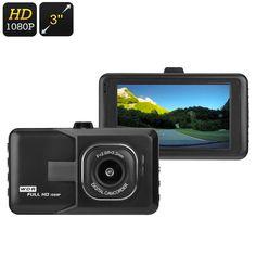 "FHD 1080p Car Dashcam - 3"" Display - Pick Pay Post"