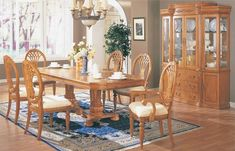 16 Charming Light Oak Dining Room Sets Photograph Designer