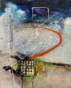 Painting-Abstract-Gallery 555dc    : Circling Heavens