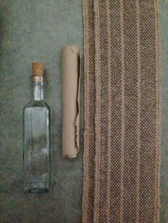 Message in the bottle by Guna Andersone on Etsy