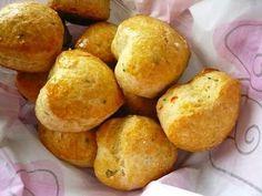 Heavenly Heart-Shaped Cheese Scones | ireallylikefood