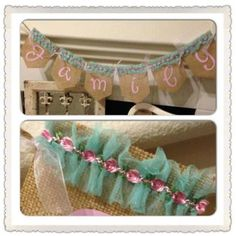 FAMILY banner by Thebannergirls on Etsy, $35.00