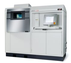 3ders.org - 3ders.org at Euromold (6): EOS, Renishaw, voxeljet and ExOne | 3D Printing news