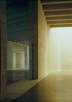 Emilio Tuñón Arquitectos [Tuñon y Mansilla] || (050) MUSAC (León, España) || (1991-2004)