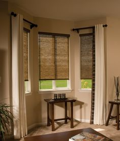 Roller Shades With Cette Headrail And Drapery Panels Love The Earth Tones Horizons Window Fashions