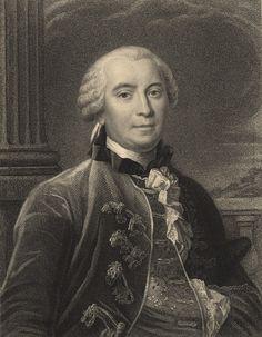 Georges Louis Leclerc, Comte of Buffon (1707 - 1788)