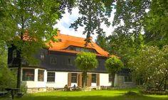 Dworek Saraswati - Pobiedna: Dolny Śląsk: 2-8 dni dla 2 osób z wyżywieniem i sauną w cenie od 185 zł  w Dworku Saraswati w Górach Izerskich