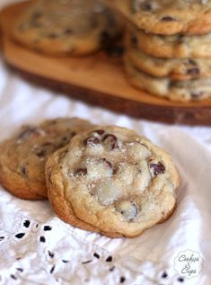 The Ritz Carlton Chocolate Chip Cookies