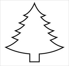 Christmas Clip Art Black And White - 65 cliparts