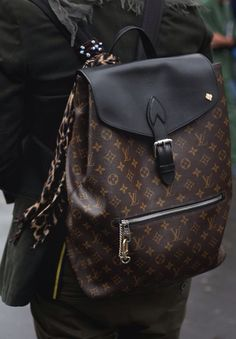 This Louis Vuitton Backpack Is Just Amazing