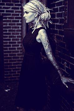 ★Alloy Ash ★ www.tattoodlifestyle.com www.tattoodshop.com