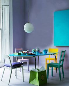dining palette, via Living Etc.