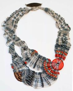Necklace by Marisa Lotti