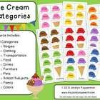 Ice Cream Categories