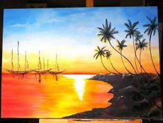Resultado de imagen para peinture de paysages