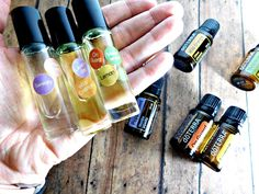 6 Essential Oil Rollerball Blends For Baby That Every Mom Needs - Anchored Mommy Essential Oils For Cough, Essential Oils For Pregnancy, Essential Oils Guide, Essential Oil Blends, Easential Oils, Doterra Essential Oils, Vegan Recipes Beginner, Chamomile Oil, Every Mom Needs