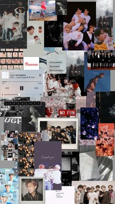 Bts aesthetic collage