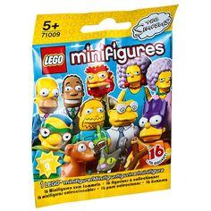 LEGO The Simpsons Minifigures (71009)