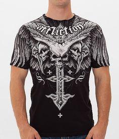 Affliction Death Eyes T-Shirt at Buckle.com