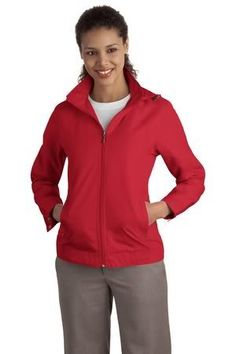 Port Authority Ladies Jacket 4XL Engine Red     Want additional info  Click  on e629a6116