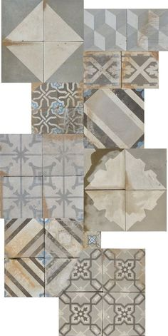 Cement tile -- Curated by: Modern Paint & Floors | 102-1875 Spall Rd Kelowna (BC) V1Y 4R2 | 250 860 2444