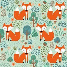 【楽天市場】オランダ製の素敵な4つ折りペーパーナプキン☆森の中のキツネ☆(SMART FOX)(20枚入り):Pippy 楽天市場店