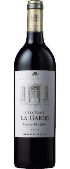 Château La Garde 2009 : Souple, rond et suave, charmant  http://avis-vin.lefigaro.fr/vins-champagne/bordeaux/graves/pessac-leognan/d22001-chateau-la-garde/v20722-chateau-la-garde/vin-rouge/2009#