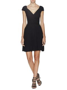 Bloddy Mary Gathered Dress by BAILEY 44 at Gilt