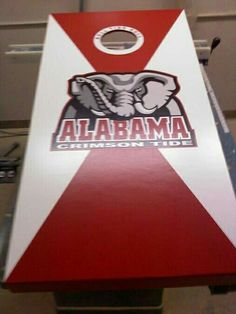 Alabama  Corn Hole