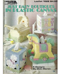 Just Baby Boutiques in Plastic Canvas Pattern by grammysyarngarden, $8.00