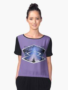 Tees For Women, Chiffon Tops, Woman, Unique, People, Fashion, Sleeveless Tops, Cinch Bag, Women's T Shirts