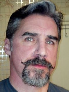 handlebar moustache and beards | Handlebar Moustache Survey by Greg of PA | Handlebar Moustache ...