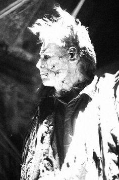 #michael myer #tyler mane #halloween #rob zombie