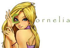 childhood <3  Cornelia always was my favourite :)
