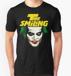 The Smiling T-Shirt - Joker T-Shirt at Redbubble!