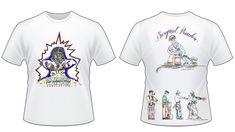 Carlos Moreno Combo Shirt 3 Hand Drawn Spray Foam Prints on one shirt Spray Foam, Hand Drawn, How To Draw Hands, Prints, Mens Tops, T Shirt, Bedroom Decor, Fashion, Tee