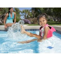Tips on teaching your child how to swim.